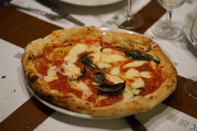 Guglielmo Vuolo Firenze pizza margherita