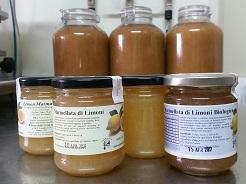 IL GUSTO DELLA COSTA 8 - Le marmellate di limone nei vari barattoli