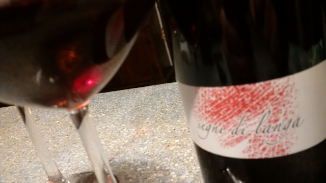 Langhe Doc Pinot Nero 2012, Segni di Langa