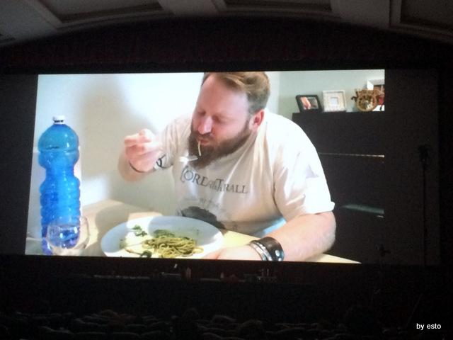 Impepata Meccanica Marianna Vitale Egidio Cerrone spaghettoni con gli anemoni