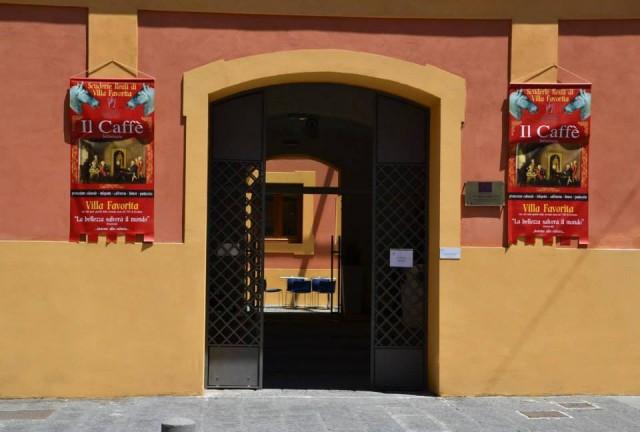 Le Scuderie di Villa Favorita a Ercolano