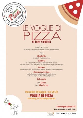 Locandina Pizza