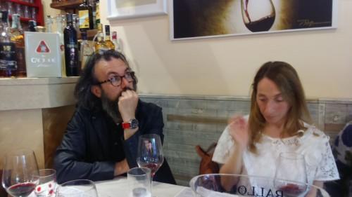 Marco Casolanetti, Eleonora Rossi