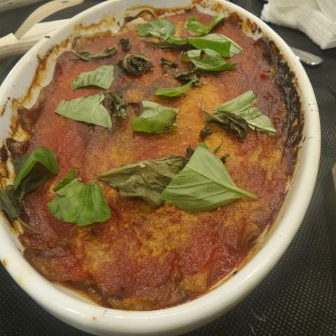 Mazz e Panell - Parmigiana di Melanzane