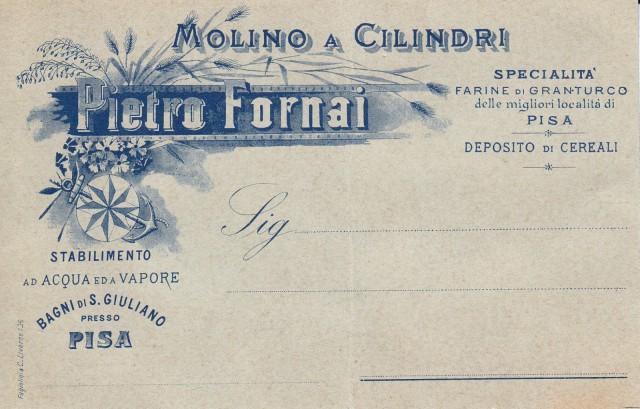 Molino a cilindri del 1901