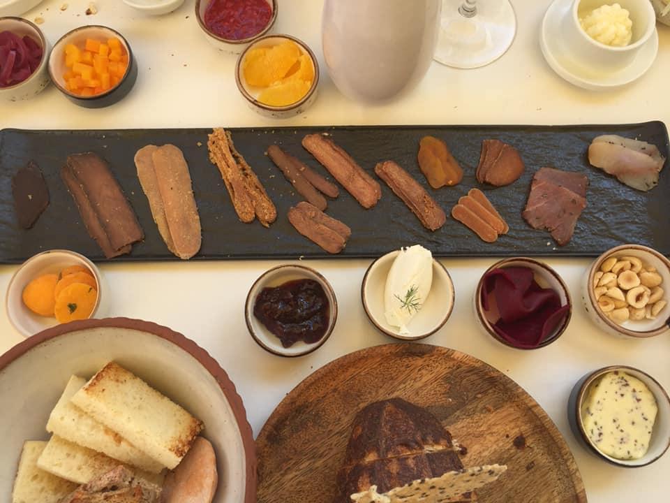 Osteria dell'Orologio, la magnifica degustazione di bottarga