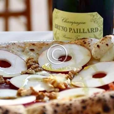 PIZZA PATANEGRA E PAILLARD