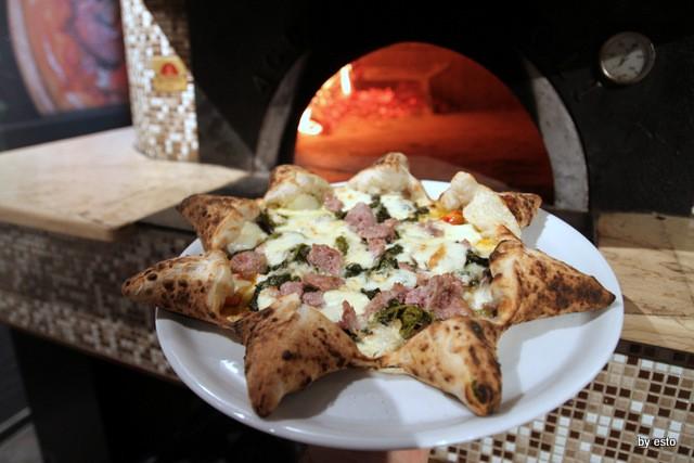 Pizza Cucina Caffe Ivan Di Leva Pizza Stella
