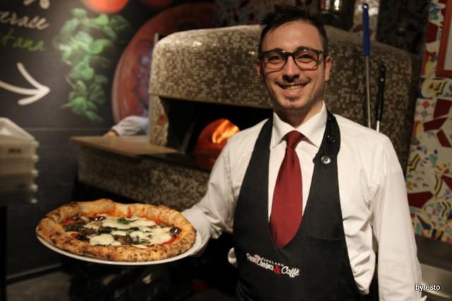 Pizza Cucina Caffe Ivan Di Leva Pizza alla norma