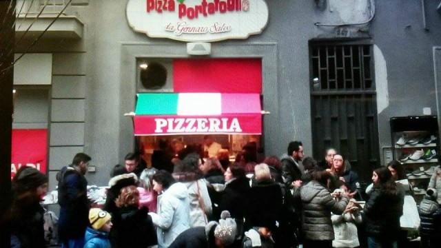 Pizza a Portafoglio di  Gennaro Salvo