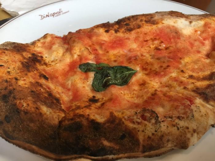 Pizzeria Di Napoli, il ripieno