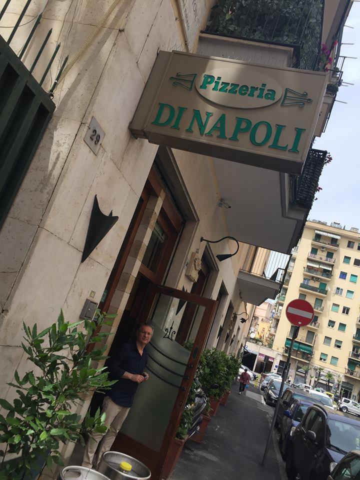 Pizzeria Di Napoli Fuorigrotta