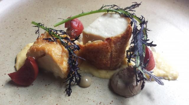 Pollo, mais, acciughe e ravanelli, 28 Posti