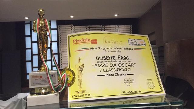 Premio per Giuseppe Frau