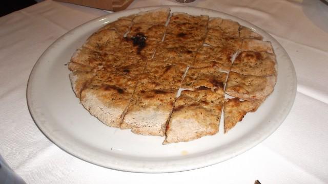 Ristorante Pizzeria Grotta Azzurra Pizza bianca
