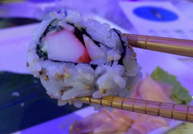 Romeo Bar Sushi Uramaki