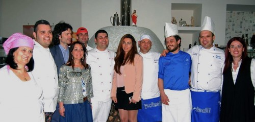 San Giuseppe Vesuviano, Voglia di Pizza. Evento Polselli