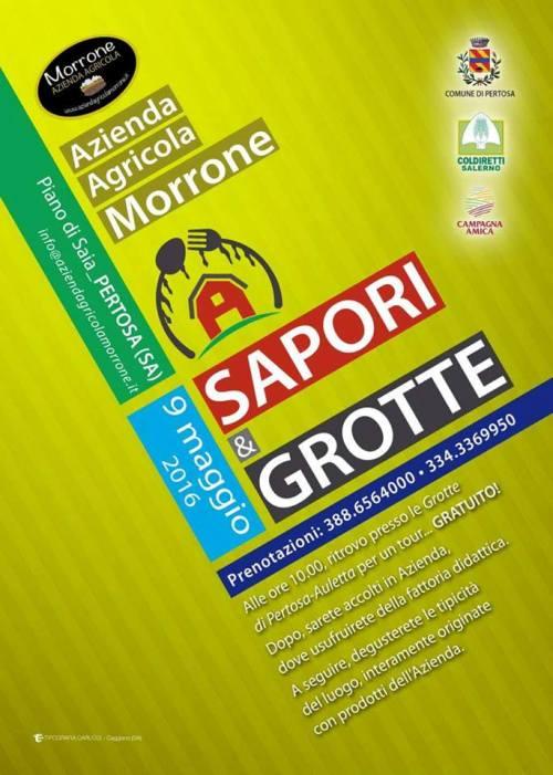 Sapori & Grotte all'Azienda Agricola Morrone
