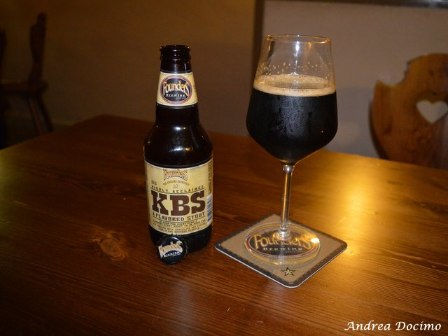 Sturgis Beerhouse a Brusciano. La KBS di Founders Brewing Co.