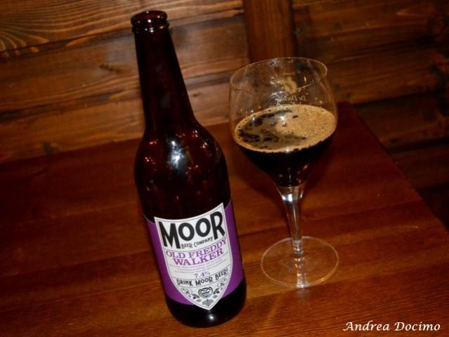 Sturgis Beerhouse a Brusciano. La Old Freddy Walker di Moor