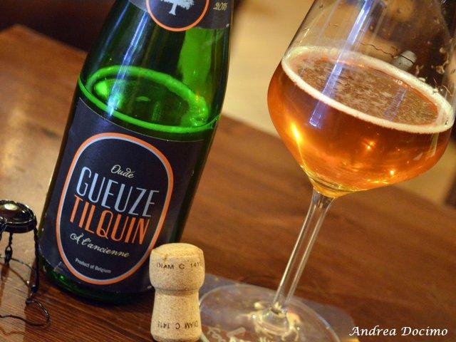 Sturgis Beerhouse a Brusciano. Oude Gueuze à l'Ancienne di Gueuzerie Tilquin
