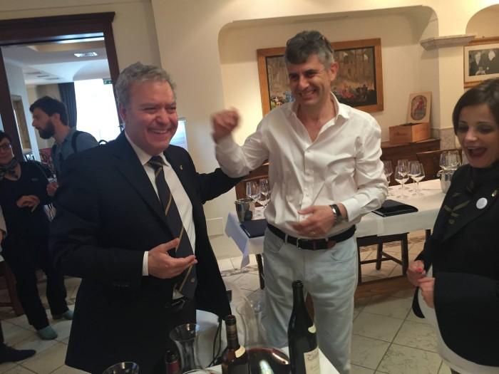 Taurasi Mastroberardino, Piero tra Antonello Maietta e Nicoletta Gargiulo
