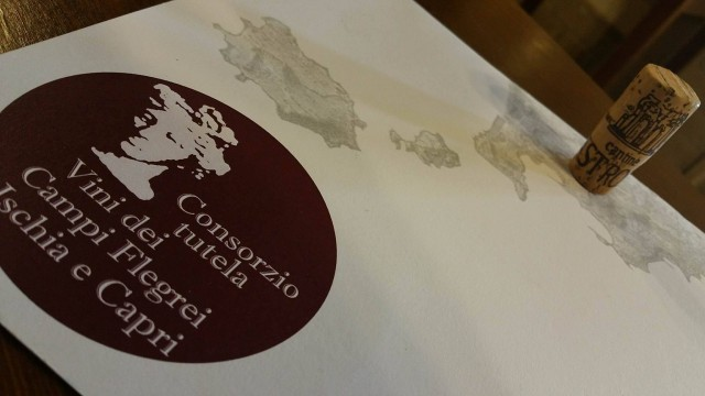 Consorzio di Tutela Vini Campi Flegrei, Ischia e Capri