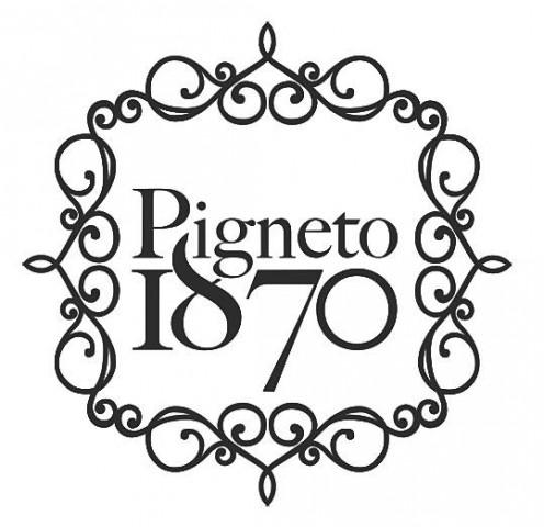 Pigneto 1870, l'insegna