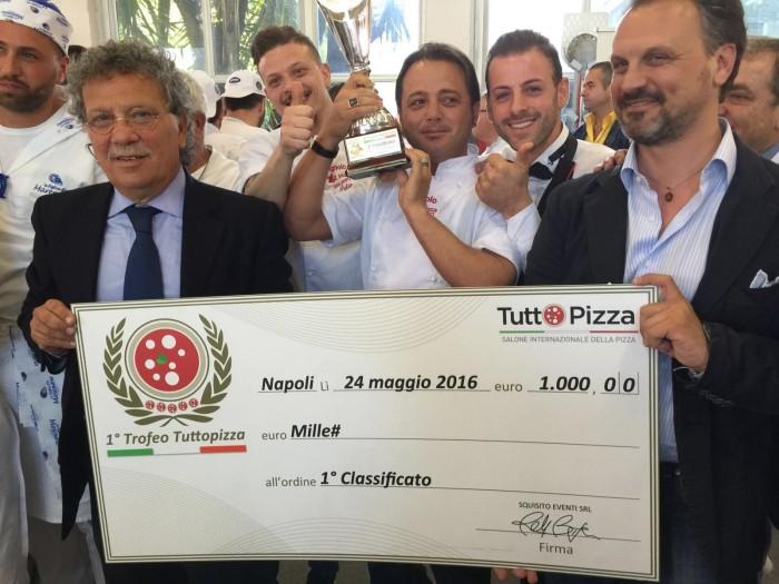 Trofeo TuttoPizza, vince Lucignolo