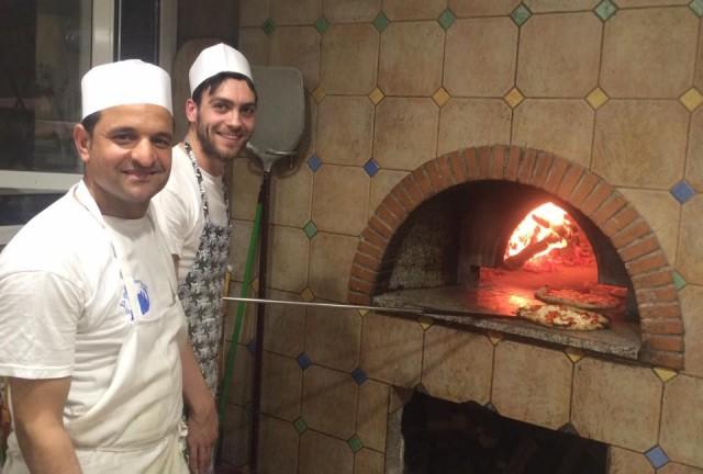 La Gatta Mangiona, i pizzaioli