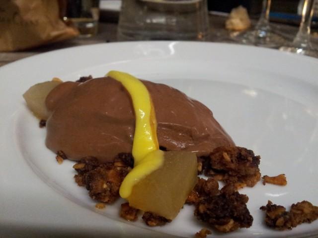 Gelato al cioccolato di Modica Peppe Barone Fattoria delle Torri