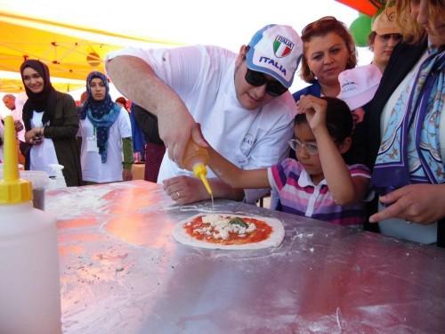 Pizza urfa Andrea