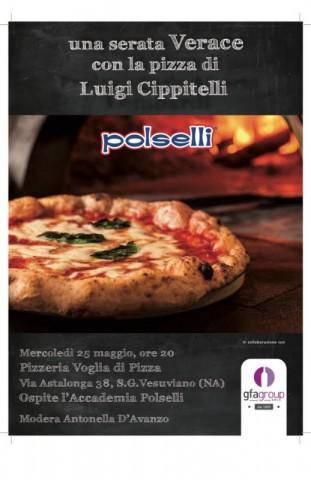 Pizzeria Voglia di Pizza, evento