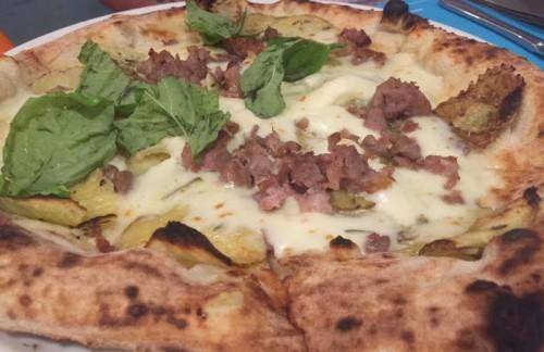 Pizza Terrona