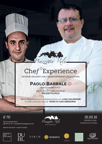 """""""MILU Chef Experience"""""""