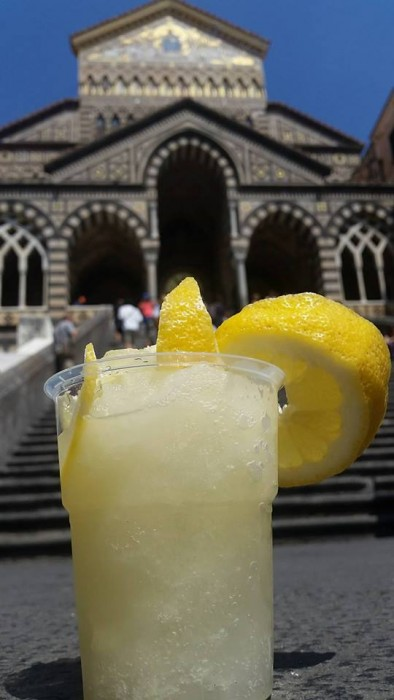 GRANITA al limone sfusato