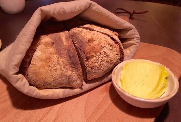 Bros, Pane e olio