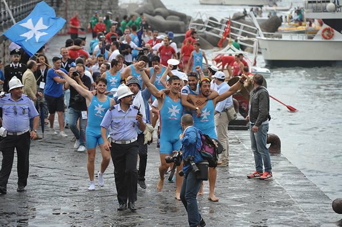 La regata di Amalfi