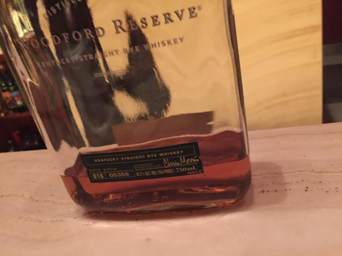 Le Bernardin, il whisky