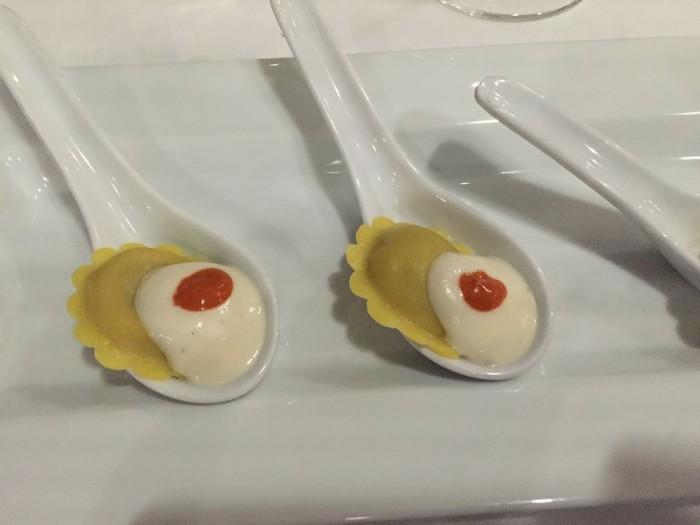 Rossellinis, la pasta