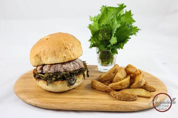 Masanielllo, Friariello Burger