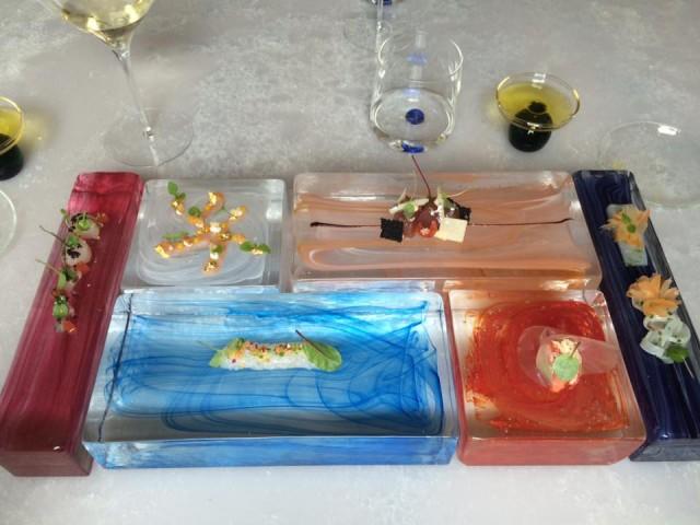 DANI Maison, GRAN CRU ... DO di pesci, crostacei e molluschi