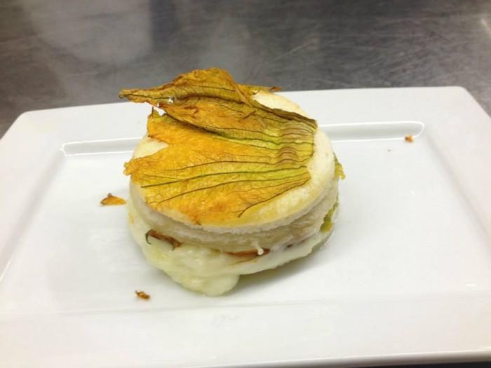 L'Orestorante, parmigiana-di-zucchine