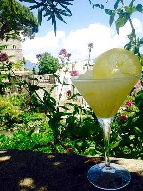 FRUIT PASSION - Granita al limone  delle sorelle Cioffi di Ravello