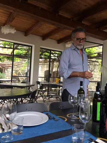 Pietratorcia, in sala con Vito Verde