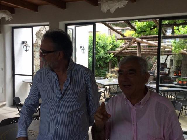 Pietratorcia, Vito Verde e Franco Iacono