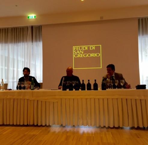 Aldo Fiordelli, Pierpaolo Sirch, Luciano Pignataro