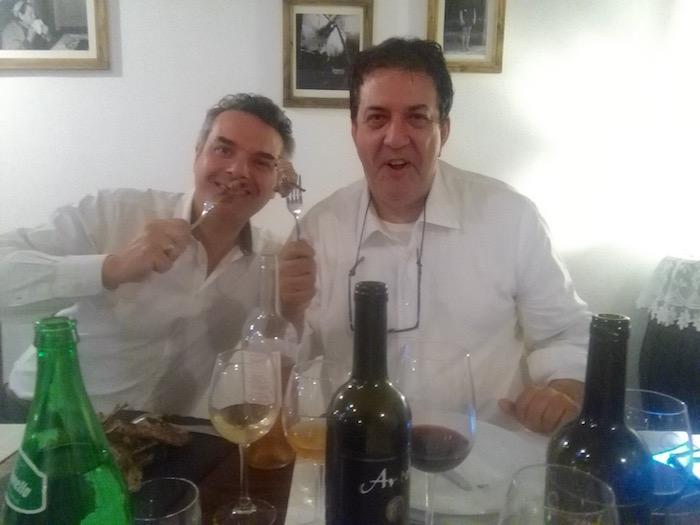 Andrea de Palma e Luciano Pignataro