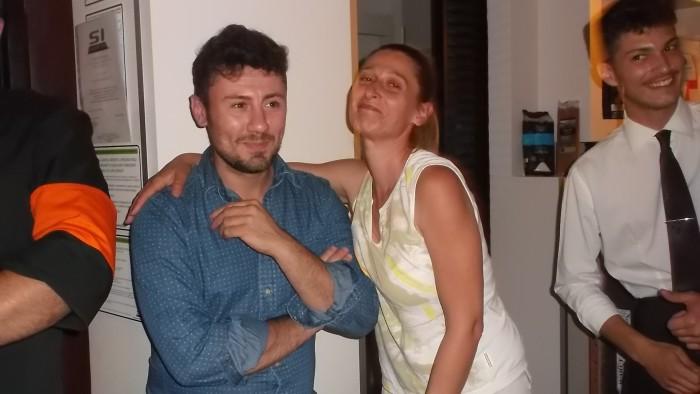 Antonio Marseglia e Raffaella Marigliano