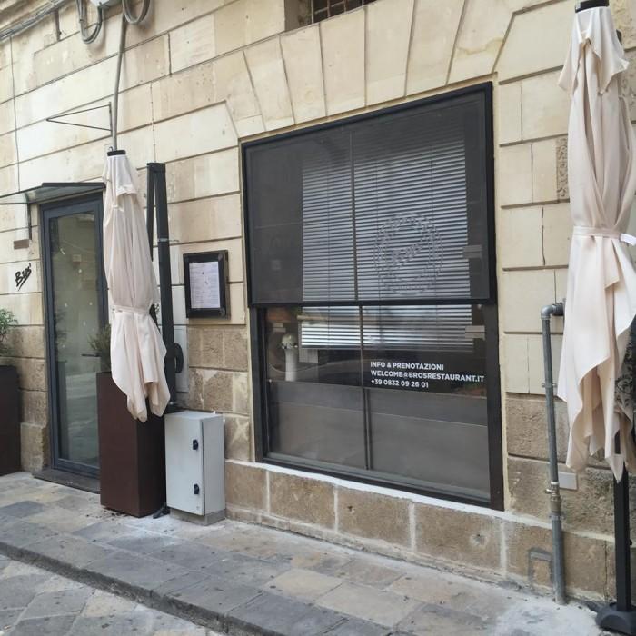 Bros a Lecce